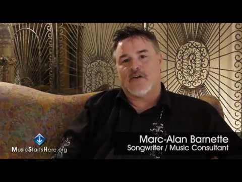 Pitching Your Songs - Marc Alan Barnett