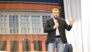 Михаил Пореченков ведущий битвы екстрасенсов на тнт