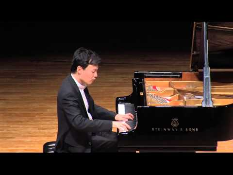 윤홍천(William Youn) - Liszt - Concert Paraphrase on Rigoletto S.434