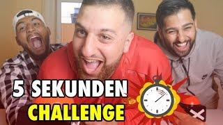 5 SEKUNDEN CHALLENGE 💣😱 | Good Life Crew