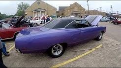 Car Show in Linden Texas (4-29-17)