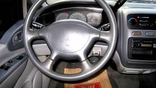 Sum第一汽車-Mitsubishi Space GEAR 1997年 綠銀色 2.4