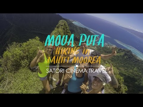 French Polynesia Travel Moorea TAHITI Moua Puta