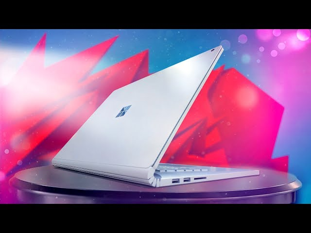 Is the Surface Book 2 a MacBook Pro Killer?
