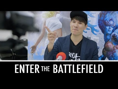 Enter the Battlefield: Tokyo (for the visually impaired)
