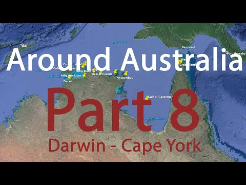 Darwin NT To Cape York Peninsula QLD I About Solo Voyage Around Australia #8 @Kolesnikov Productions