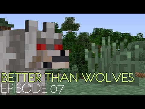 Poet Builds Better Than Wolves - Episode 7 - We die a lot