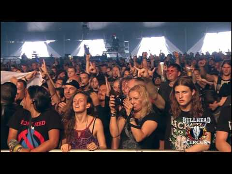 Wacken Metal Battle 2016 - Bulgaria - lieViel - live stage performance at Wacken Open Air