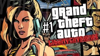 #1 Zagrajmy w GTA Liberty City Stories PL w HD - 1080p