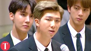 BTS ARMY Reacts To BTS Making History At The United Nations