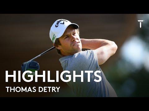 Thomas Detry Round 1 Highlights | 2021 Dutch Open