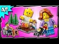 Lego City People Pack - Fun in the Park 60134 Animation & Stop Motion Build Review