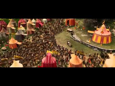 The Chronicles Of Narnia - The Lion,The Witch And The Wardrobe-meeting Aslan