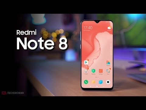 Redmi Note 8 FIRST OFFICIAL LOOK