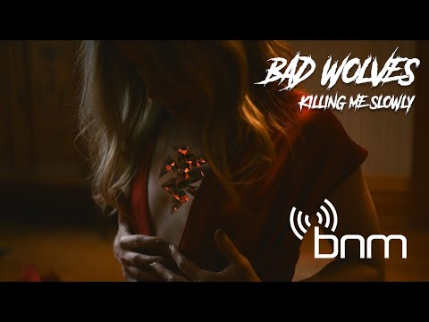 SHROOM - Bad Wolves Killing Me Slowly Music Video