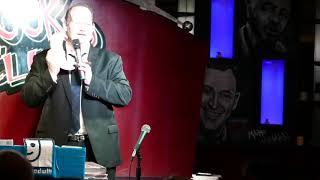 Bob Zany Live at Off the Hook Comedy Club