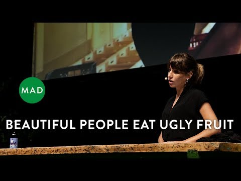 """Isabel Soares at MAD4: """"Beautiful People Eat Ugly Fruit"""""""
