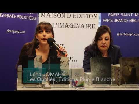 Rencontre Gibert Joseph Paris - Plume Blanche Editions
