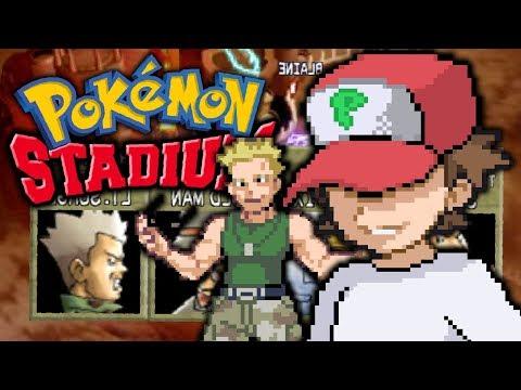 BACK FOR REVENGE! - Pokemon Stadium w/ Sacred & SilverYume (Part 3)