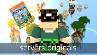 Melhores Servers De Minecraft Original 2018