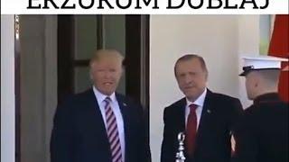 Erdoğan ve Trump Erzurumca Konuşuyor | Erzurum Dublaj Metin Saygın