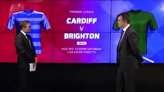 Cardiff v Brighton - Match Preview