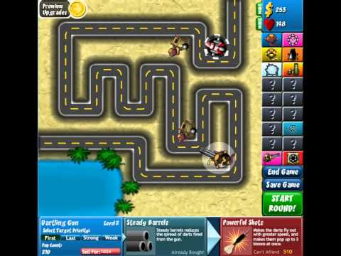 bloons tower defense 4 spielaffe