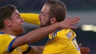فيديو.. هيجوايين يضرب فريقه القديم ويخطف ثلاث نقاط ثمينة لليوفي -
