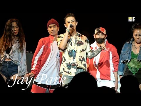 Jay Park  [ 박재범 ] AOMG @ ABOVE ORDINARY HAWAII 2018 [ KIF ]