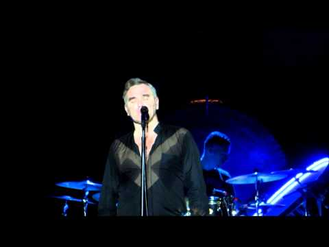 Morrissey-ASLEEP*[The Smiths]-May 7, 2014-City Nat'l Civic, San Jose-Moz Louder Than Bombs Marr-Live