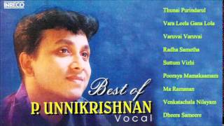 P. unnikrishnan (born 9 july 1964) is a carnatic vocalist and national award winning playback singer. was born to k. radhakrishnan dr. har...
