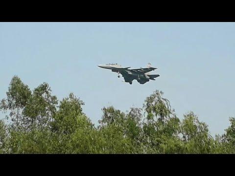 Sukhoi Su-30MKI | Trishul Air Base Bareilly