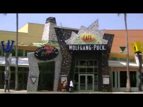 Downtown Disney And AMC 24 Cinema (HD)
