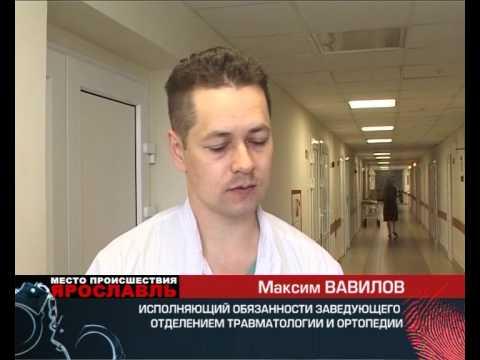 В Ярославле шестилетнего ребенка ночью сбила иномарка