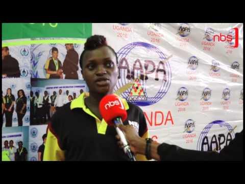 Uganda Ekubye South Africa mu Za Pool