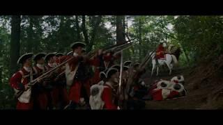 Последний Из Могикан (1992). Нападение гуронов на английский эскорт в лесу