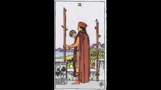 The two of wands card is the subject of this weeks video. Please li...