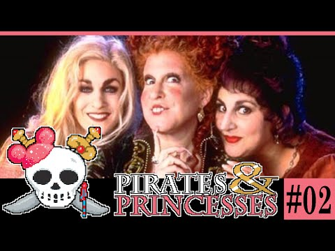 I'll Put A Spell On You! Hocus Pocus at Halloween!   DISNEY PODCAST #2