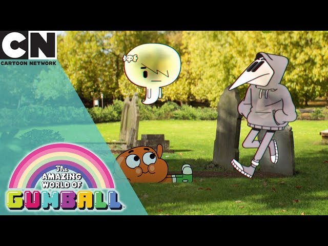 The Amazing World of Gumball | Gumball Tries To Save Darwin's Relationship | Cartoon Network UK 🇬🇧