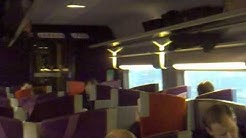 Zurich to London by Train