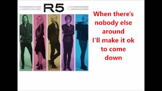 R5 what you