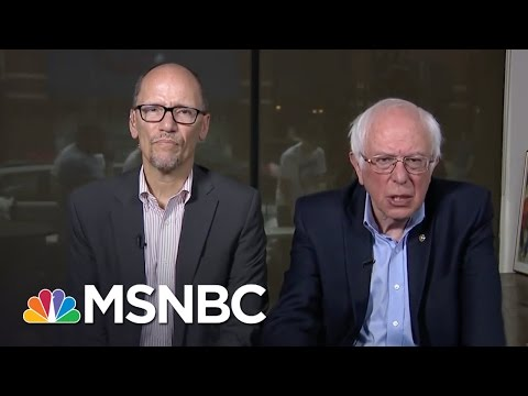 Bernie Sanders: I Don't Consider Myself A Democrat | All In | MSNBC