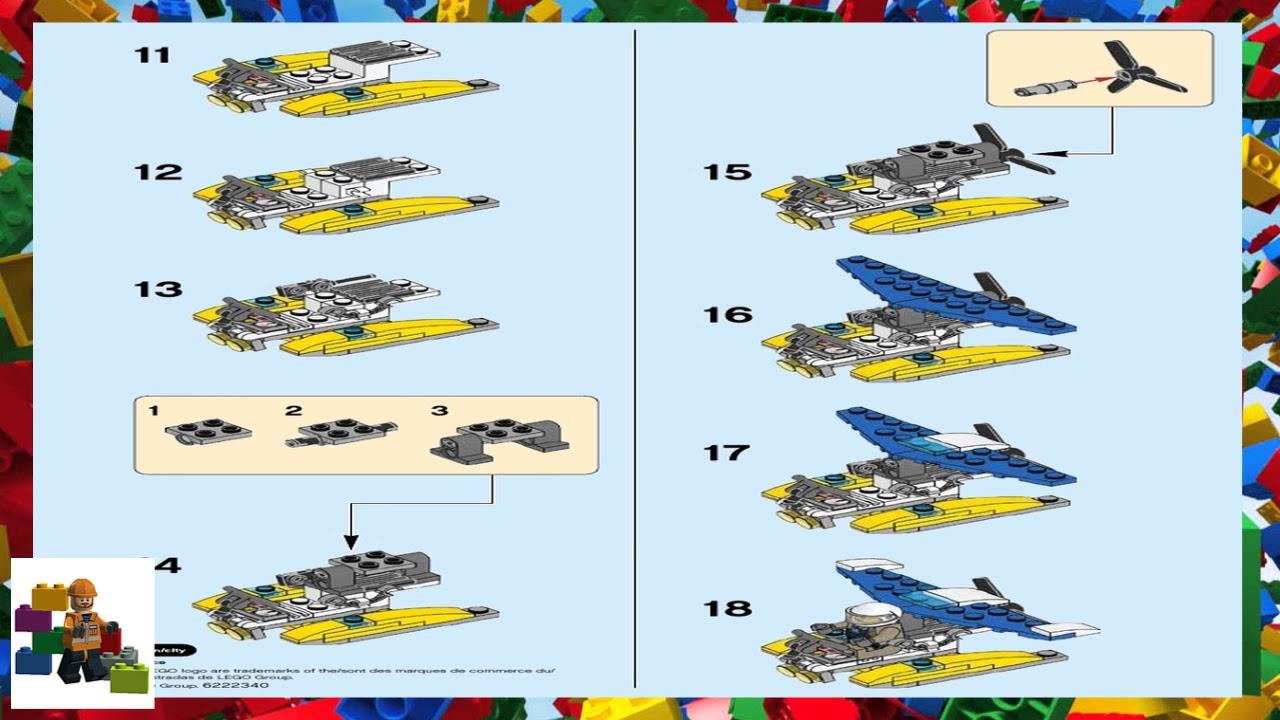 LEGO instructions - City - Mountain Police - 30359 ...