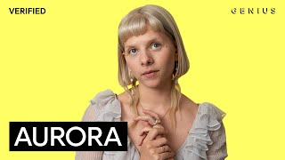 """AURORA Cure For Me"""" Official Lyrics & Meaning 