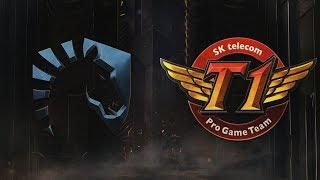 MSI 2019: Fase de Grupos - Dia 3 | Team Liquid x SK telecom T1 (12/05/2019)