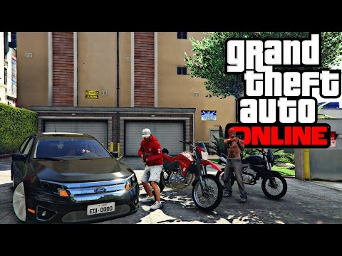 GTA V Online : VIDA DO CRIME | E Agora ? Será que nós fomos enganados ? | EP# 10