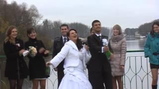 Веселая свадьба в Пинске