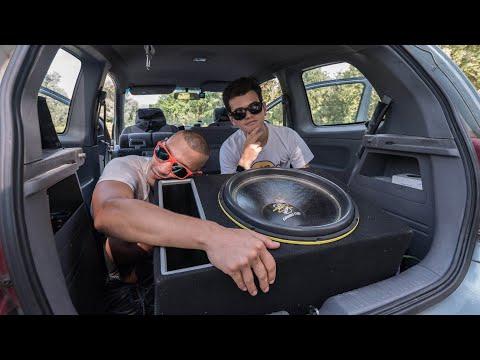 Subwoofer per auto