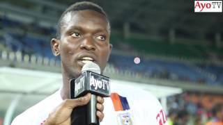 Didier Kavumbagu kaeleza kilichoifanya Azam FC kutofanya vizuri mwisho wa msimu