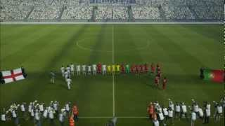 [HD] PES 2013 / Winning Eleven 2013 Demo Gameplay (XBOX360)